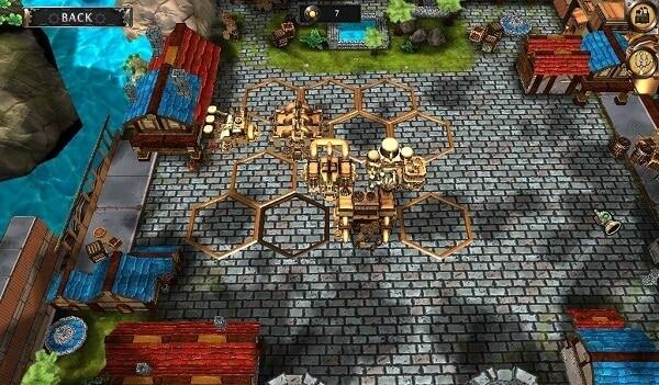 Hydraulic Empire: City mode
