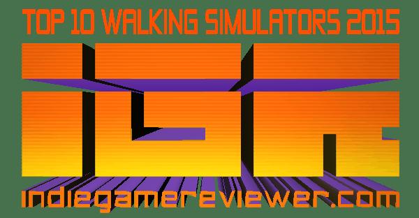 IGR GOTY 2015 walking sims