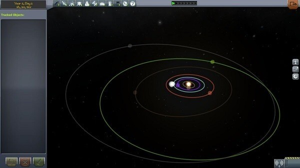 Kerbal Space Program Solar System