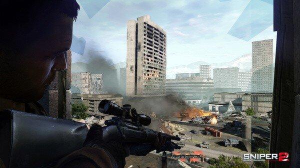 Sniper: Ghost Warrior 2 screenshot courtesy of Steam