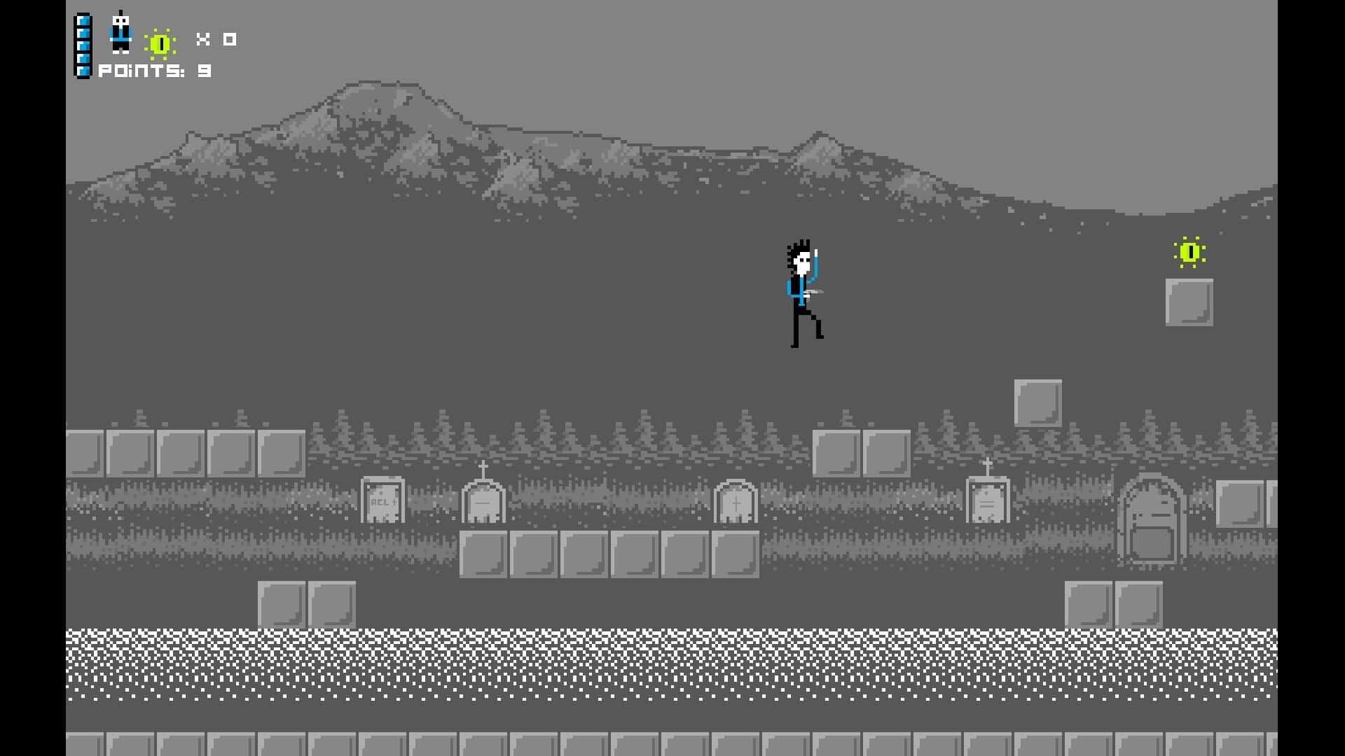 Abo Mando game screenshot platforms