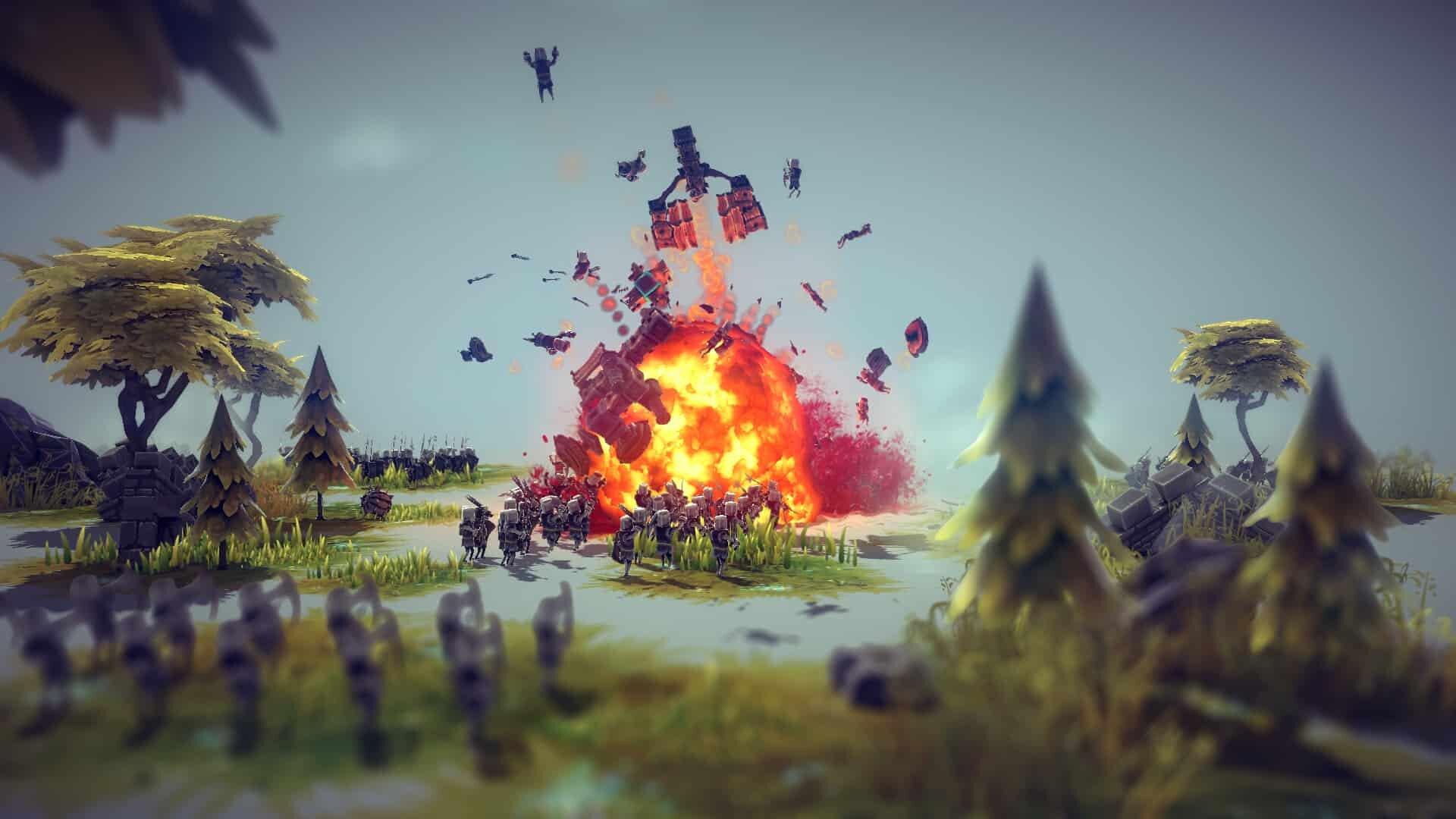 Besiege screenshot
