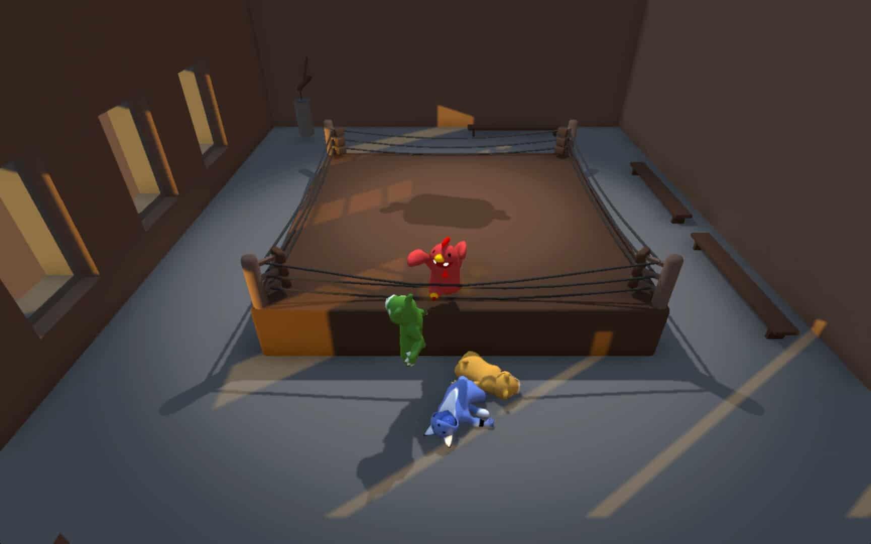 Gang Beasts screenshot