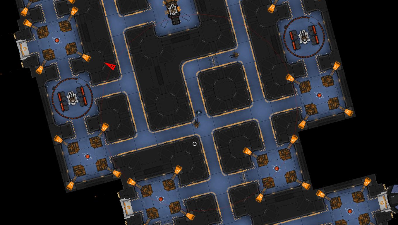 Heat Signature screenshot