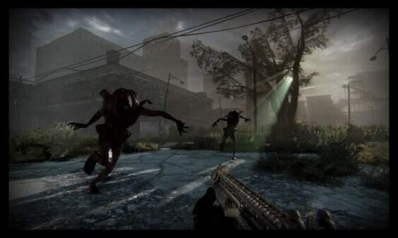 Nether: Resurrected game screenshot, FPS