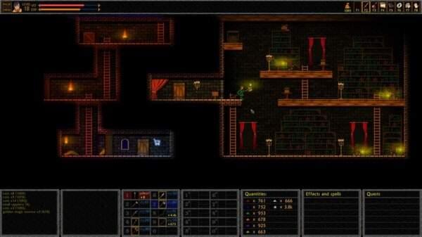 UnEpic game screenshot
