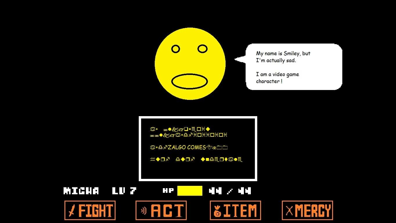 Undertale2_game_screenshot_smiley