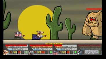 corgi warlock screenshot golem