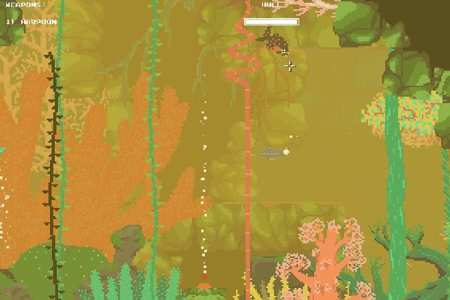 The Aquatic Adventure of the Last Human, game screenshot 2