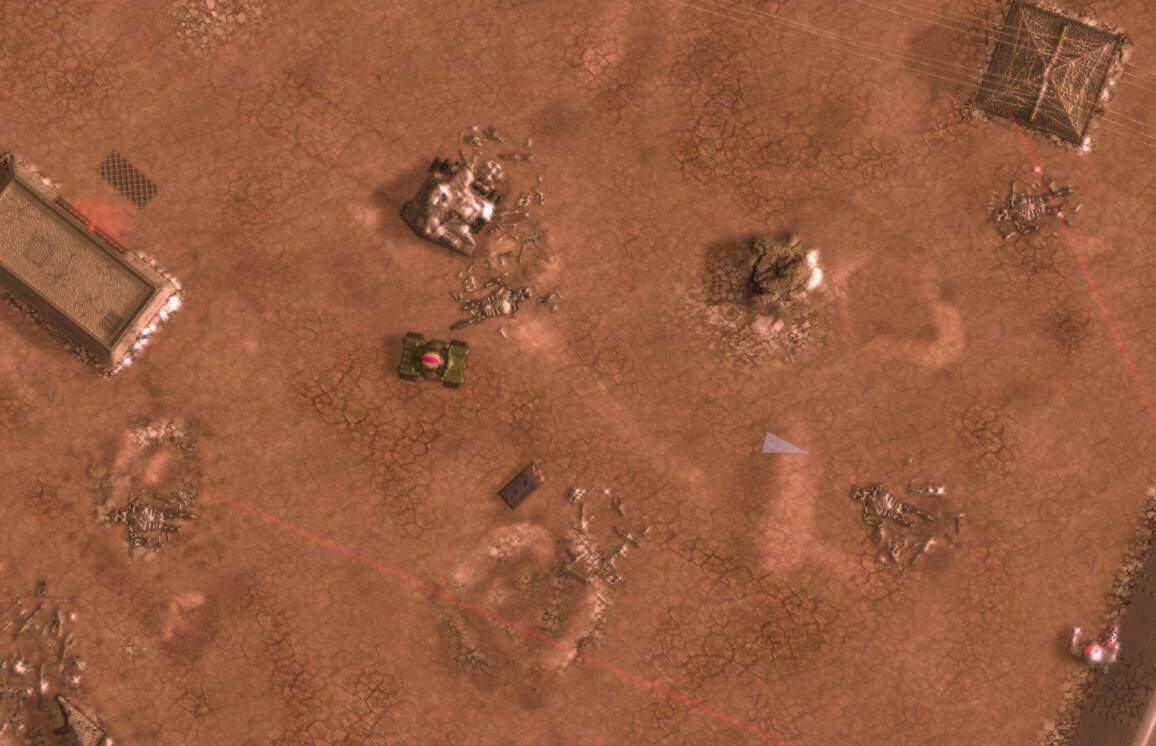AI: Rampage game screenshot 2