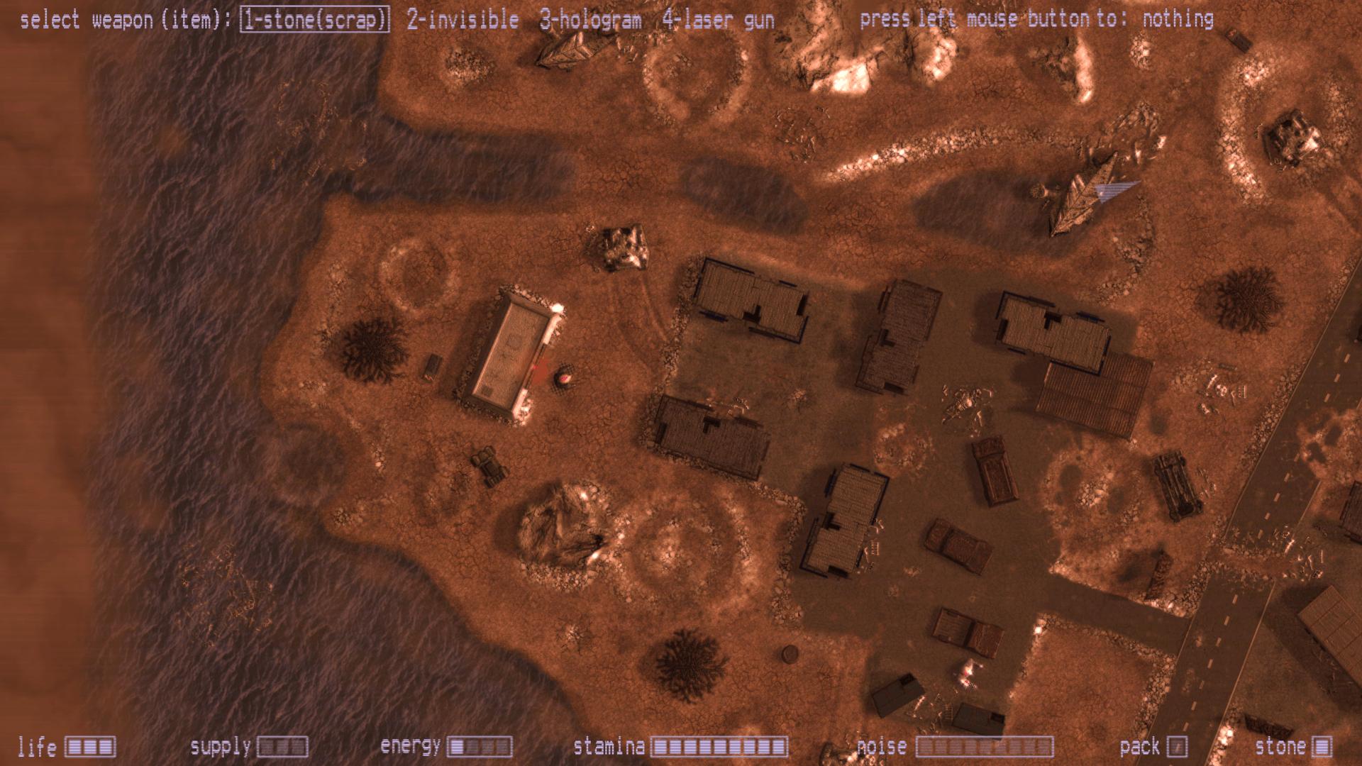 AI: Rampage game screenshot 5