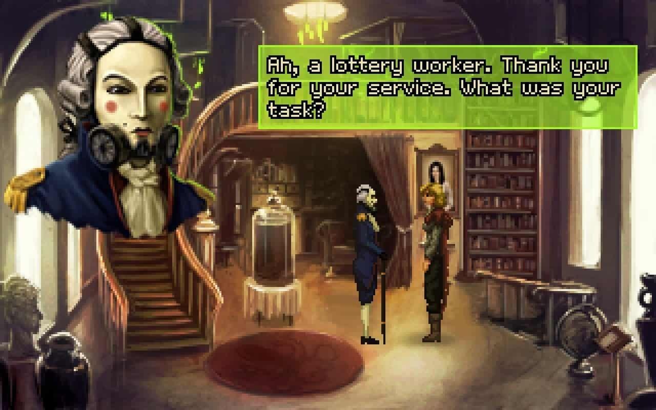 Shardlight game screenshot, aristocrat