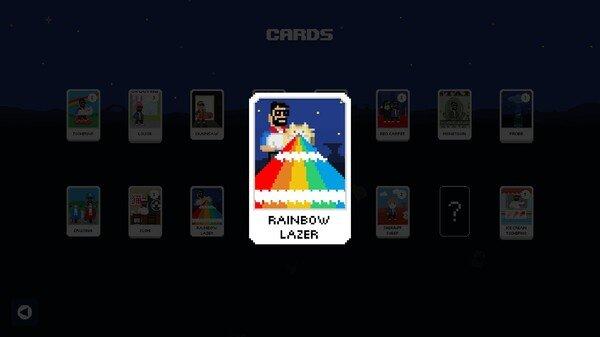 Shooting Stars screenshot kitty rainbow barf.600x338