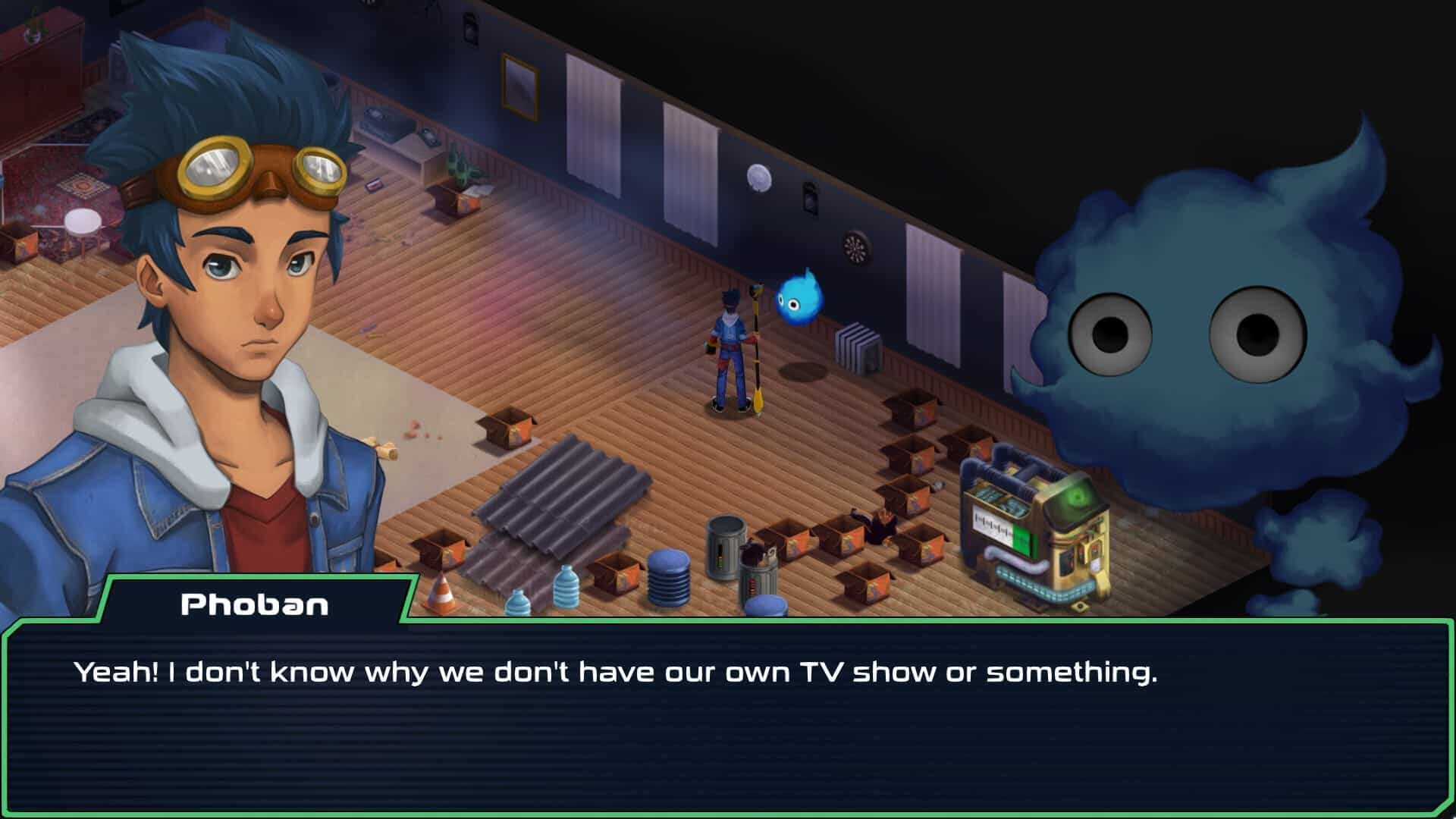 Megamagic game screenshot 2
