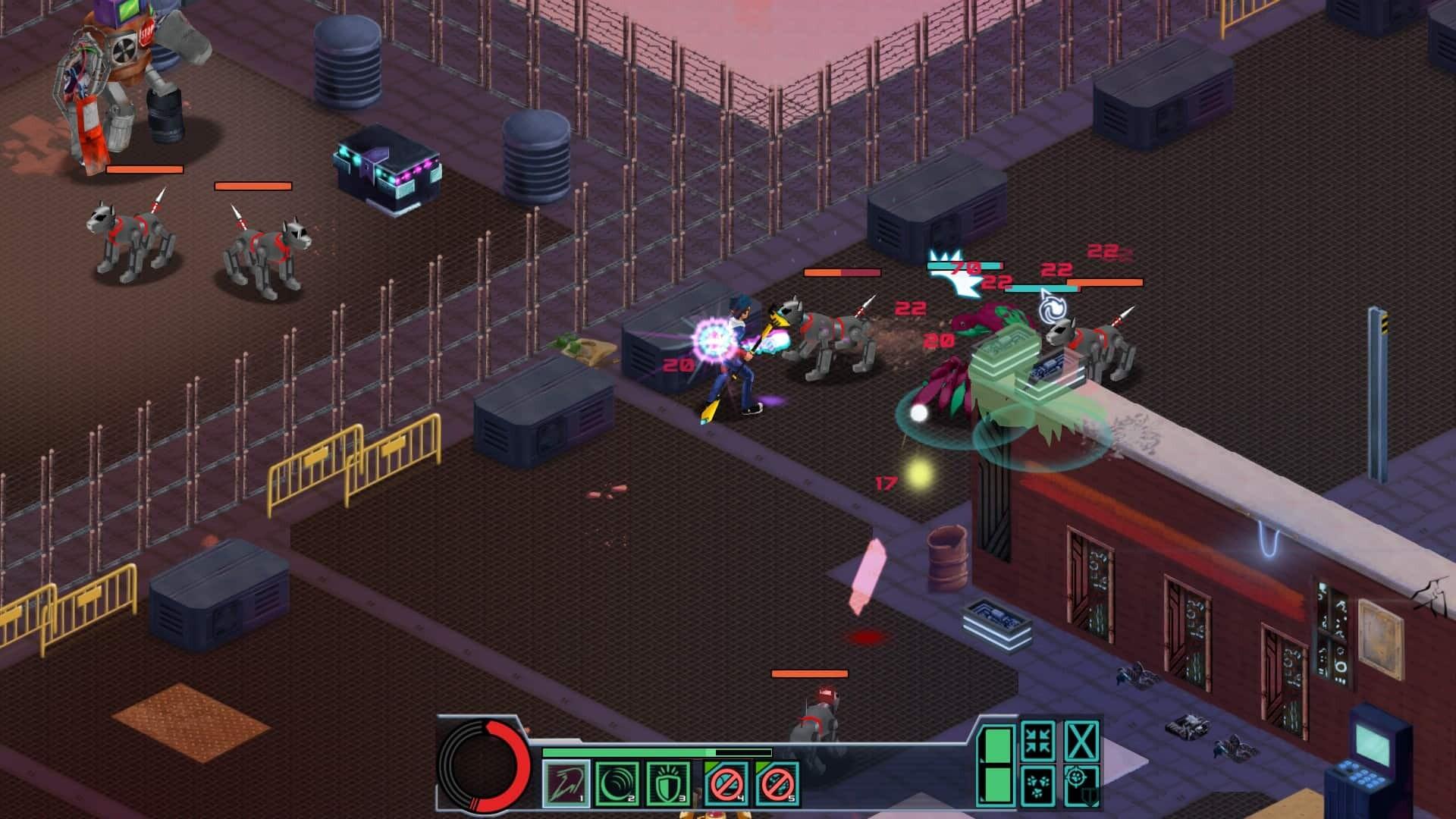 Megamagic game screenshot 5
