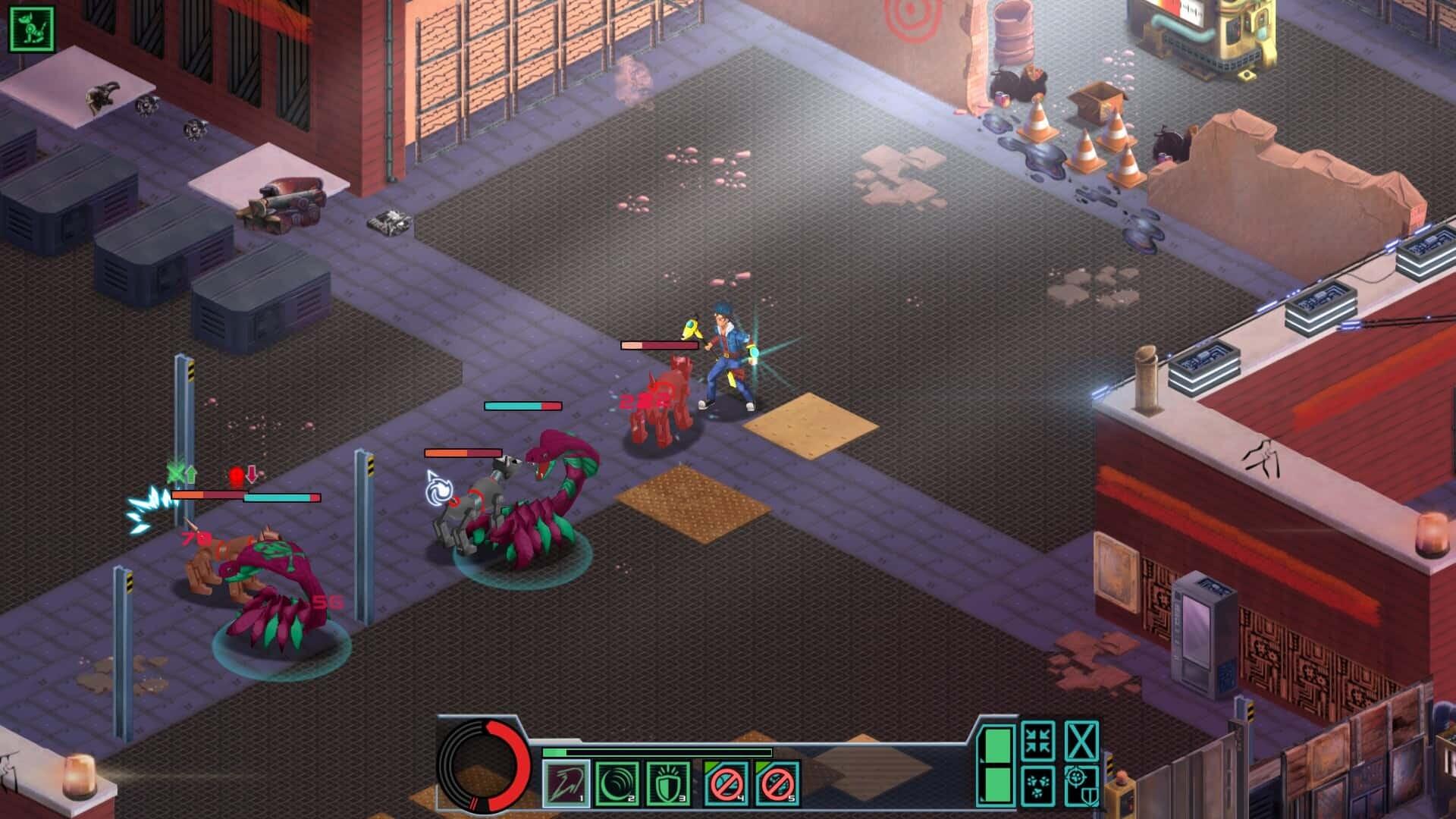 Megamagic game screenshot 6