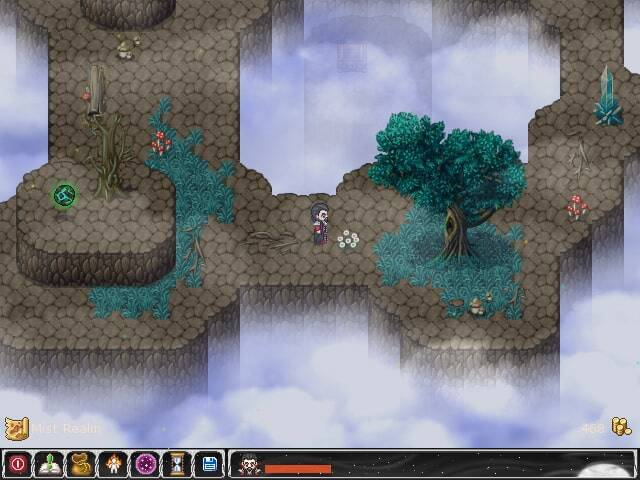 Aveyond 4 game screenshot one