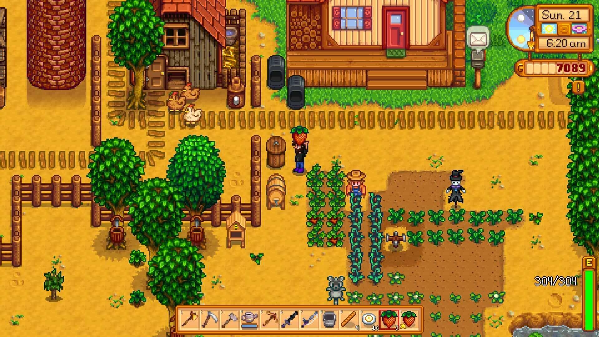 Stardew Valley game screenshot 14