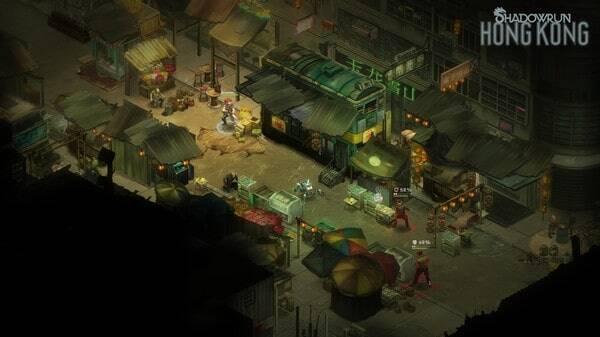 Shadowrun: Hong Kong game screenshot courtesy of Steam
