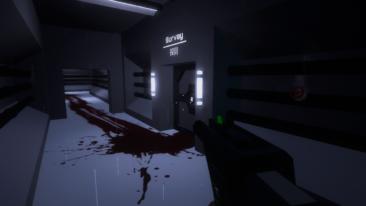 Spirits of Xanadu game screenshot, blood