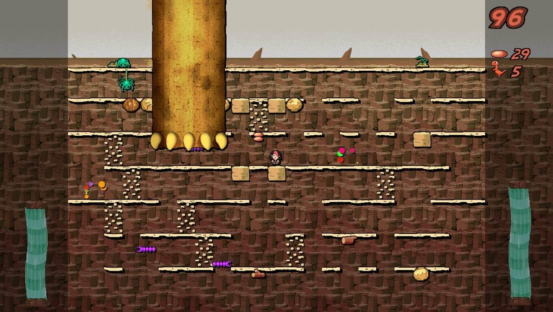 Dino Eggs: Rebirth game screenshot, stone age