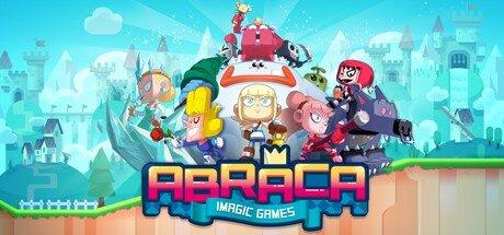 Review: Abraca – Imagic Games