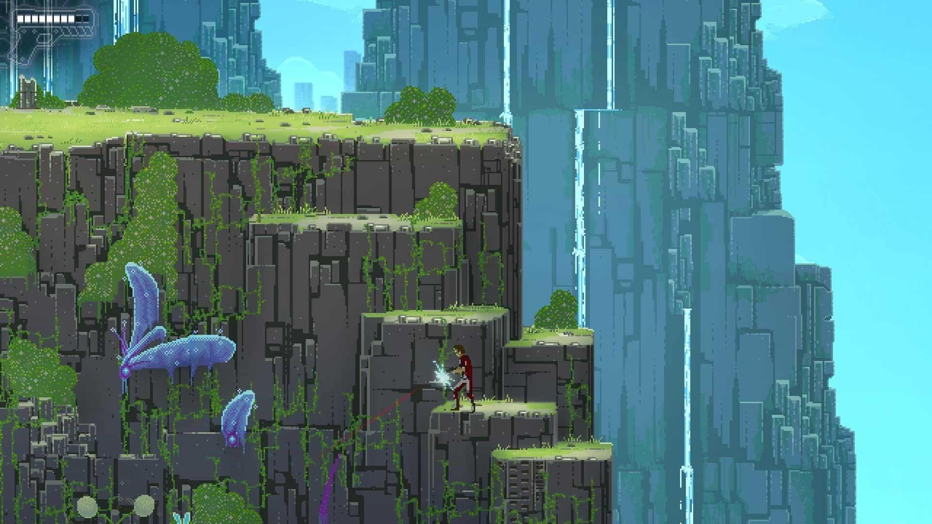 The Way screenshot wilderness