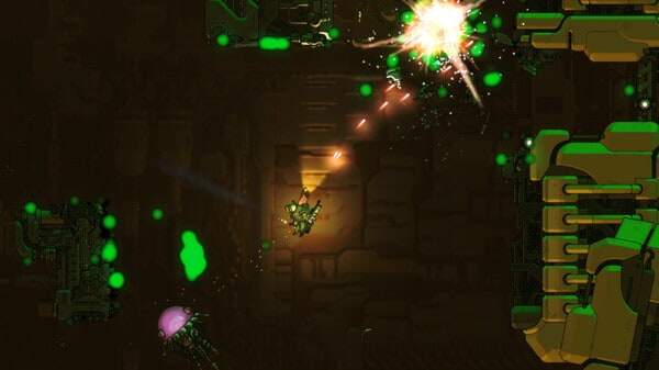 Cryptark game screenshot 1 courtesy Steam