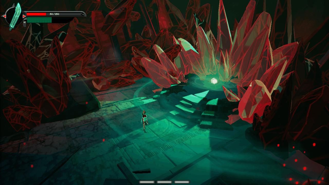 Stories game screenshot, stone