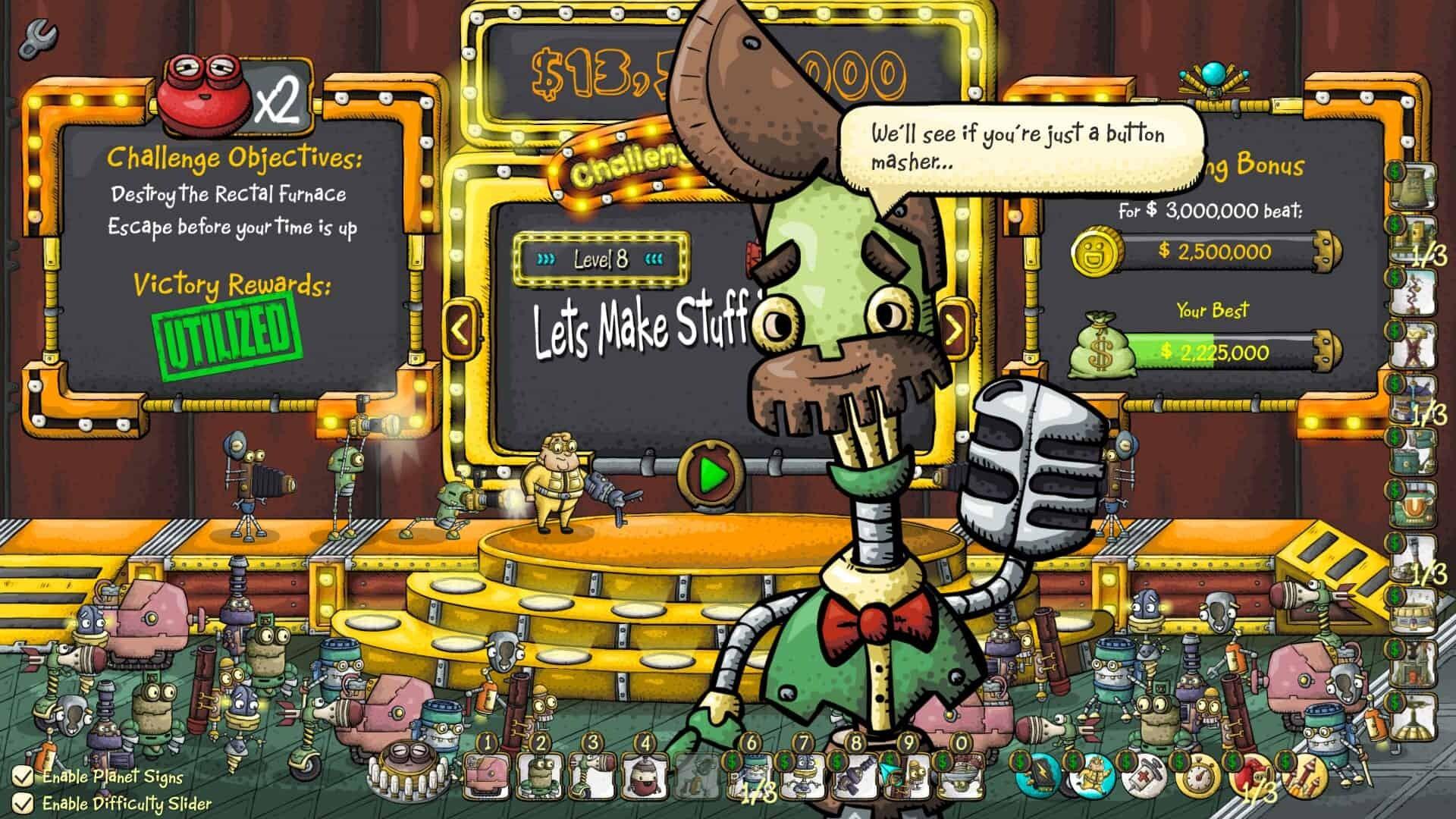 Death by Gameshow screenshot 3