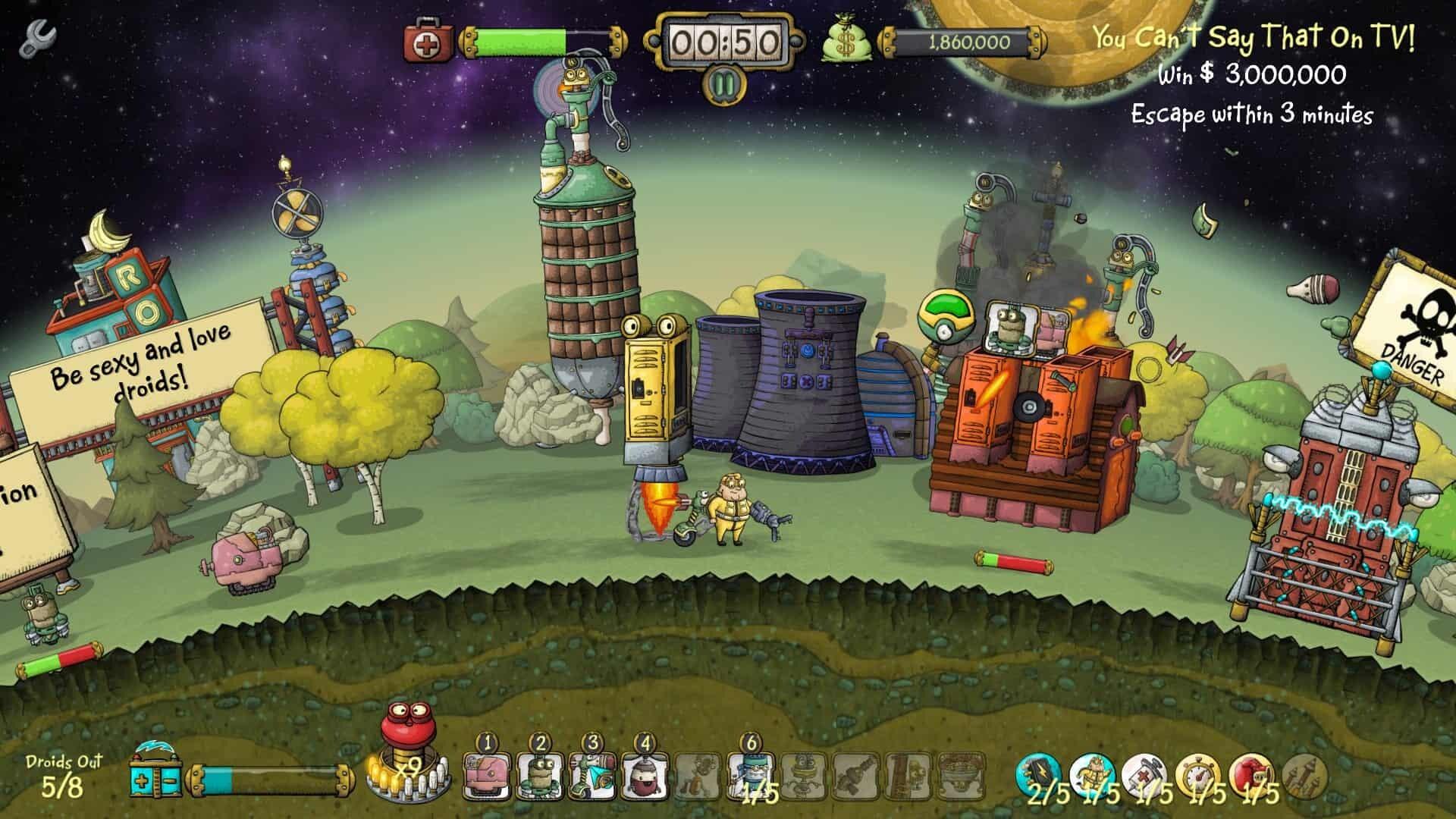 Death by Gameshow game screenshot 4