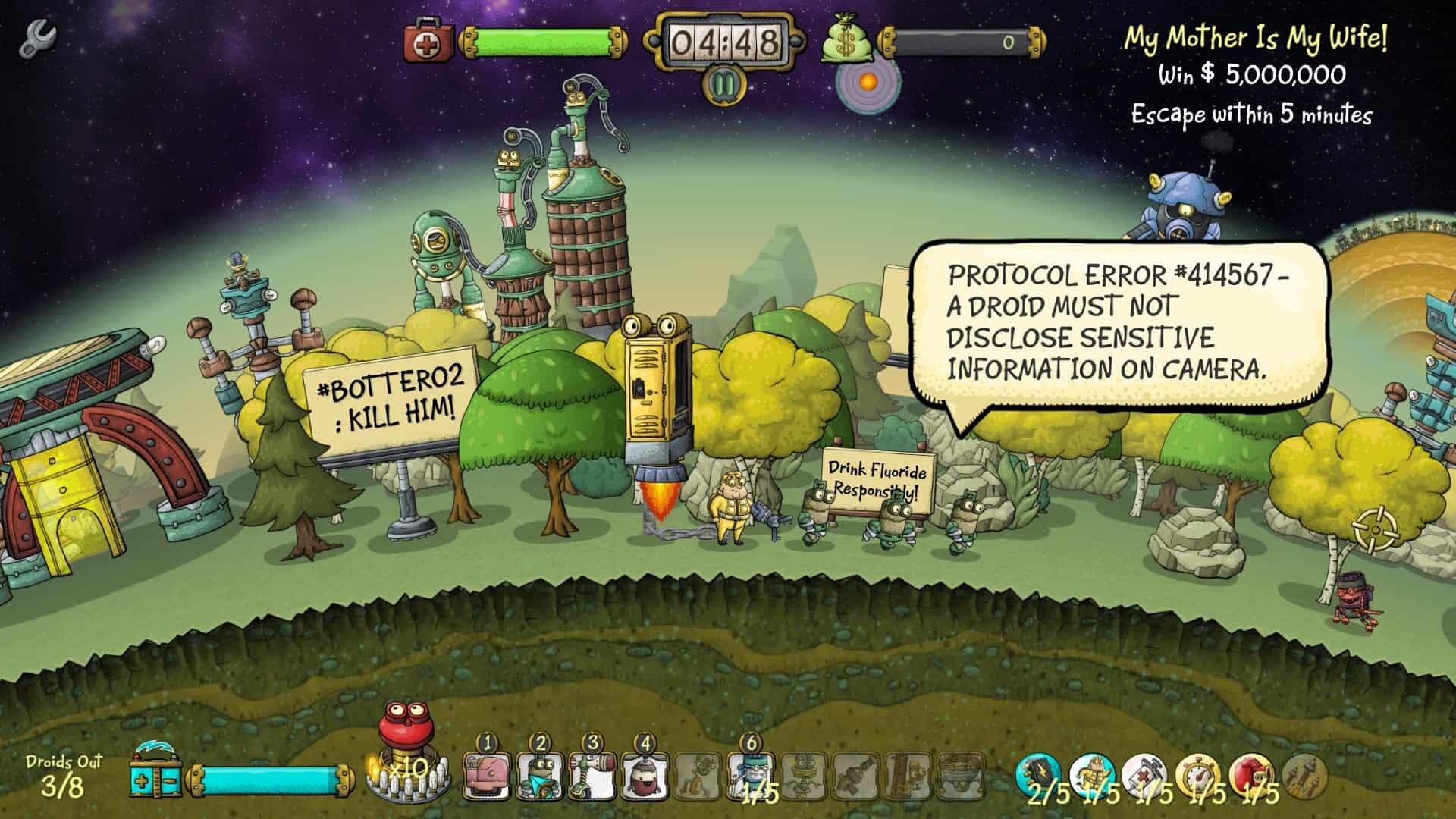 Death by Gameshow game screenshot 6