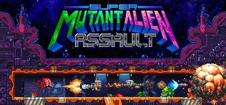 Review – Super Mutant Alien Assault
