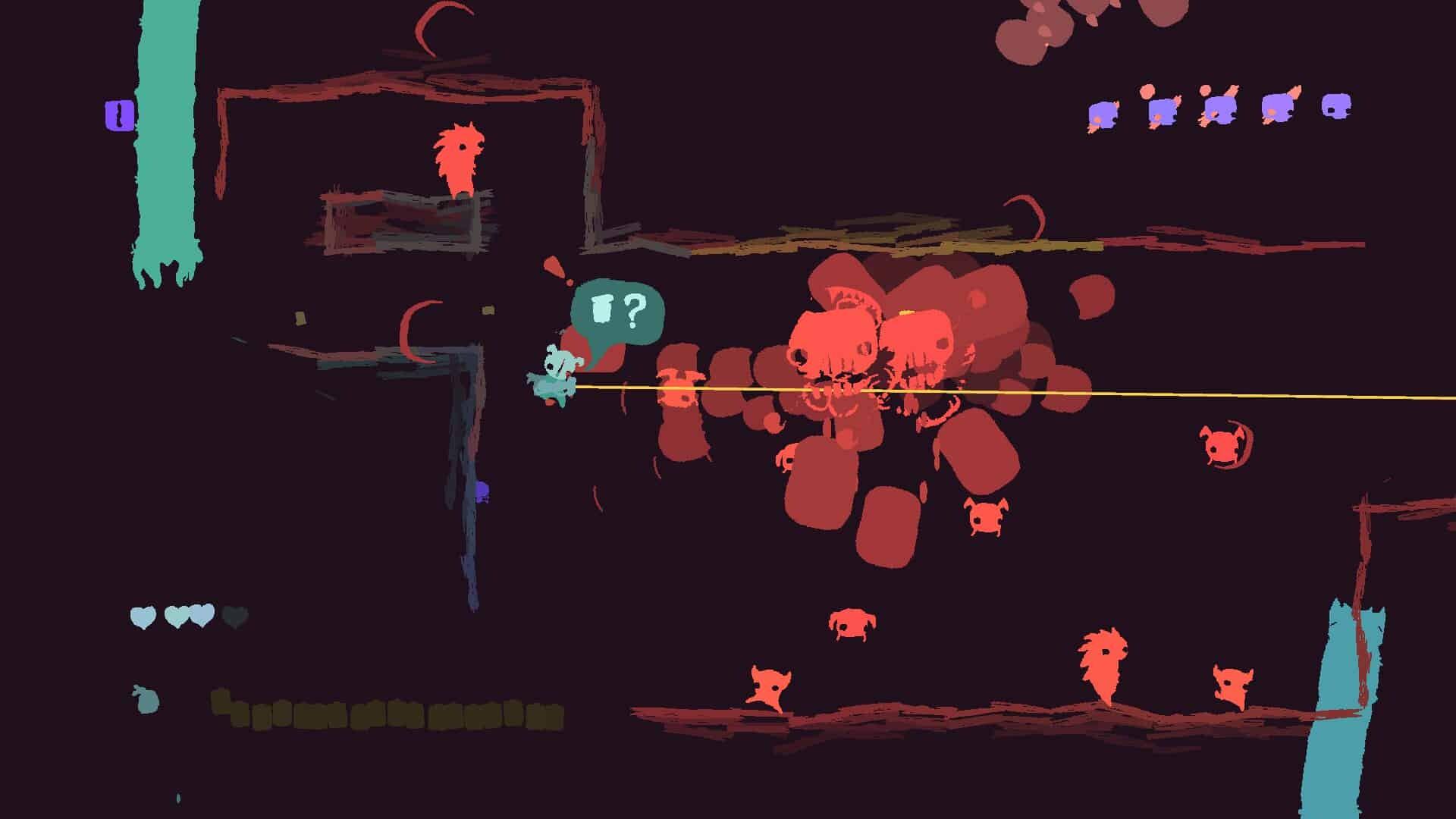 GoNNER game screenshot 2 courtesy Steam