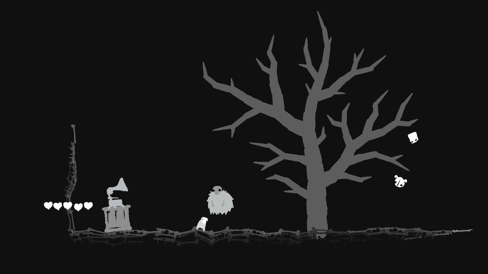GoNNER game screenshot 1, courtesy Steam