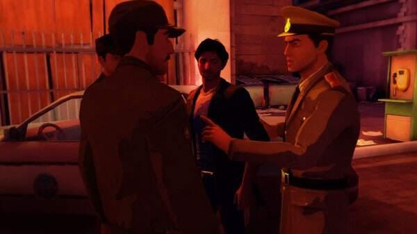 1979 Revolution: Black Friday game screenshot, courtesy Steam
