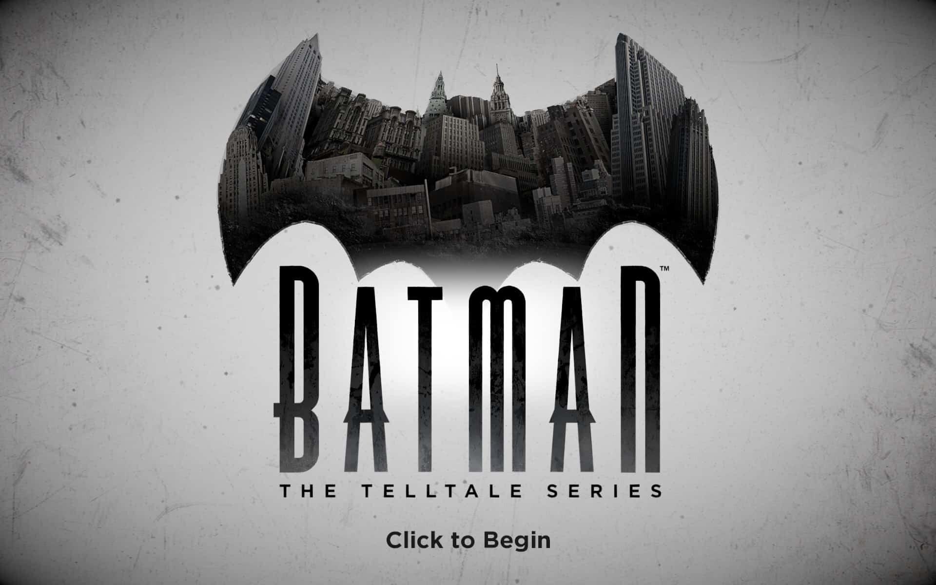 Review – Batman: The Telltale Series