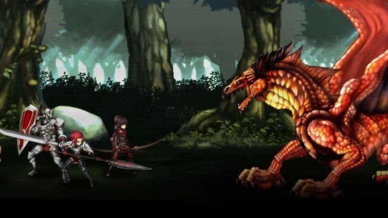 fallen legion dragon