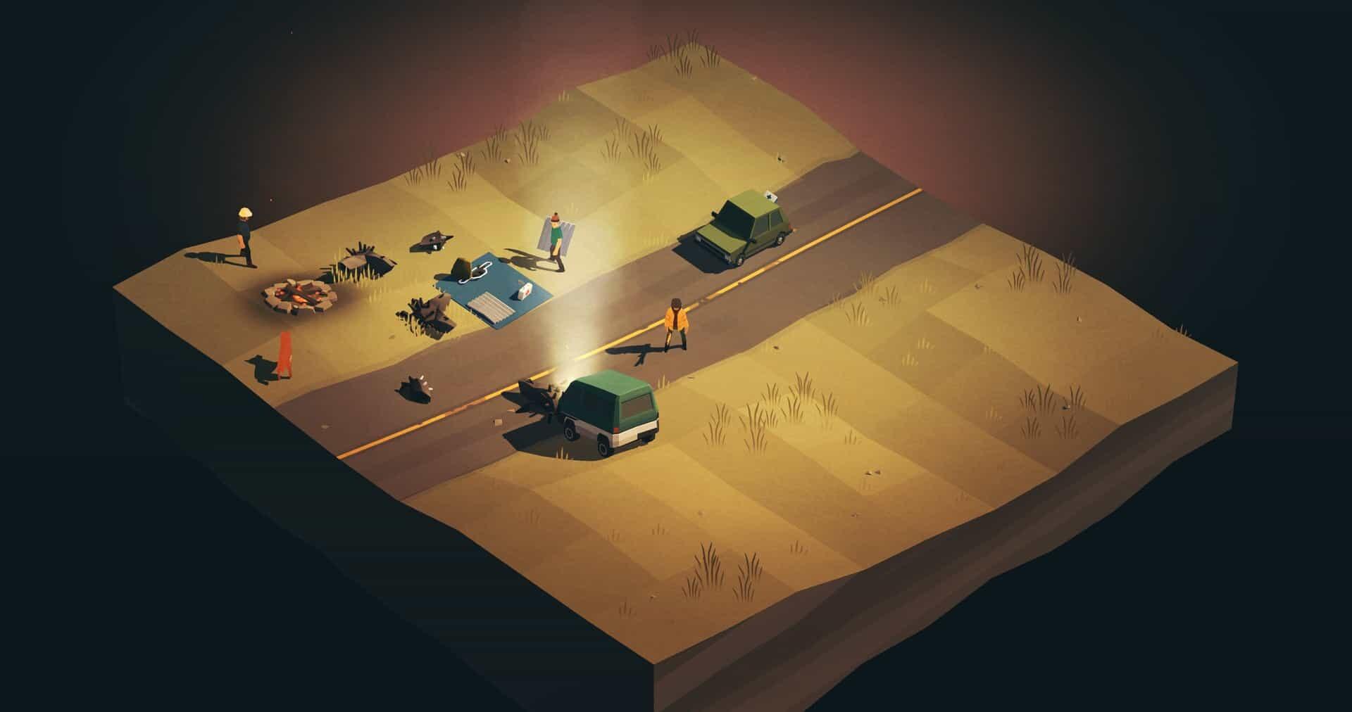 Overland game screenshot courtesy Steam