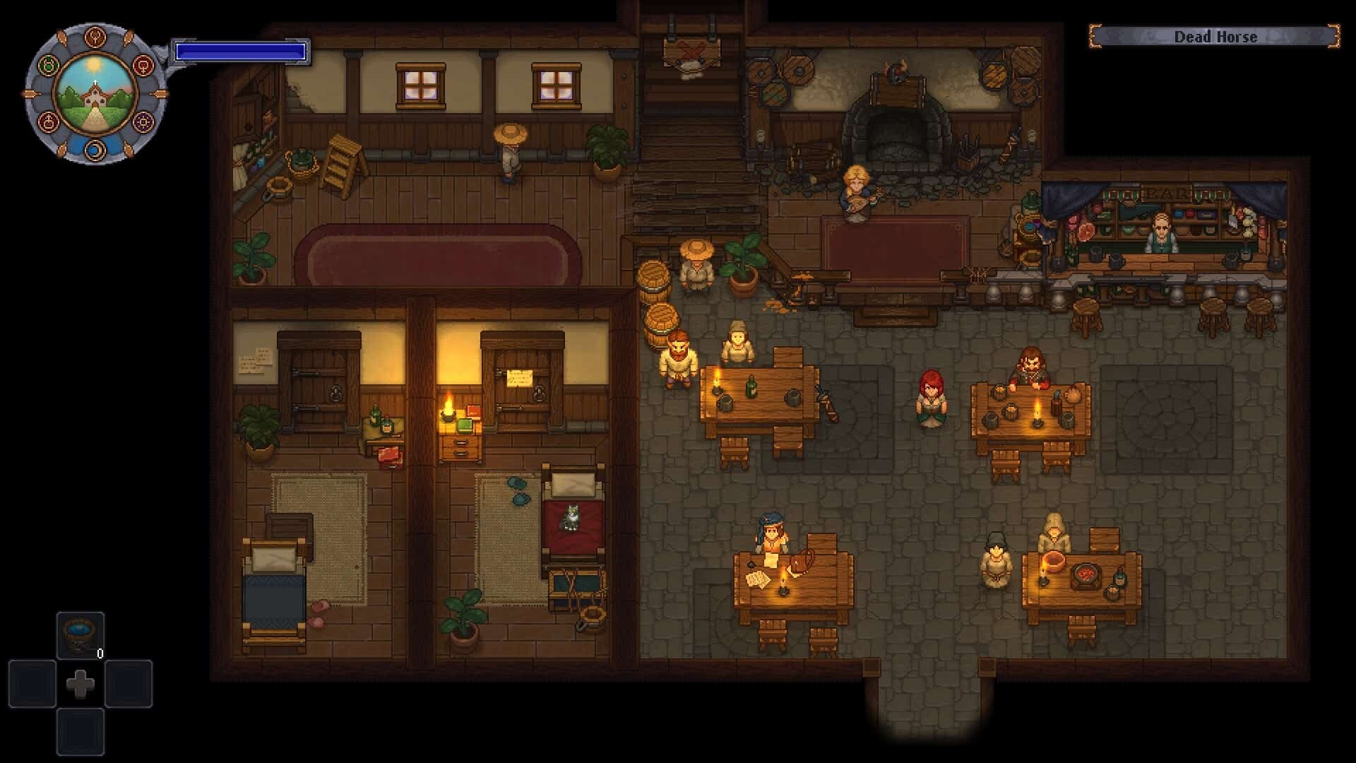 Graveyard Keeper Dead Horse Tavern
