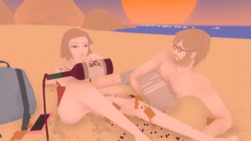 Beach Date by Nina Freeman