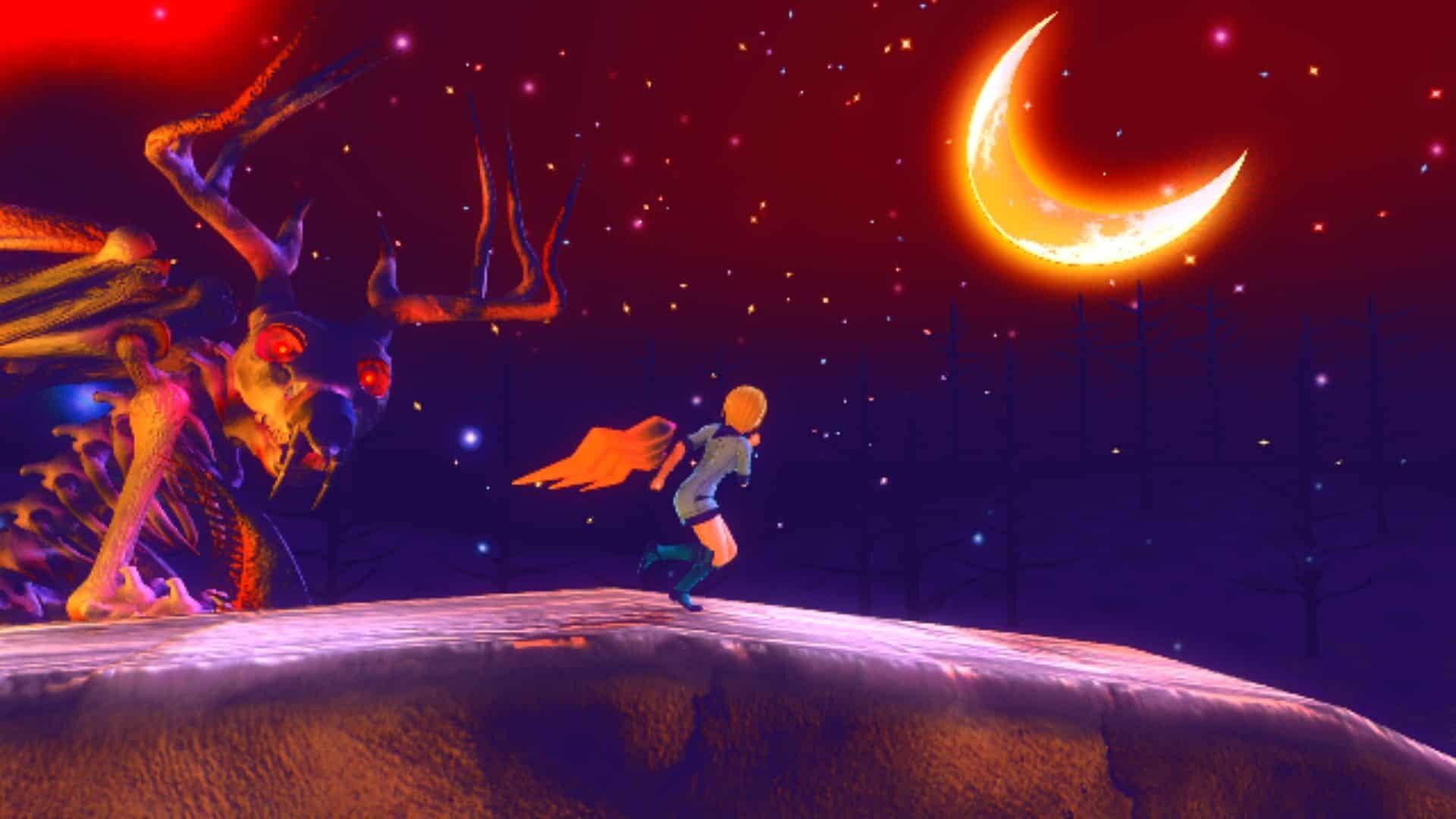 Wings of Glass game screenshot