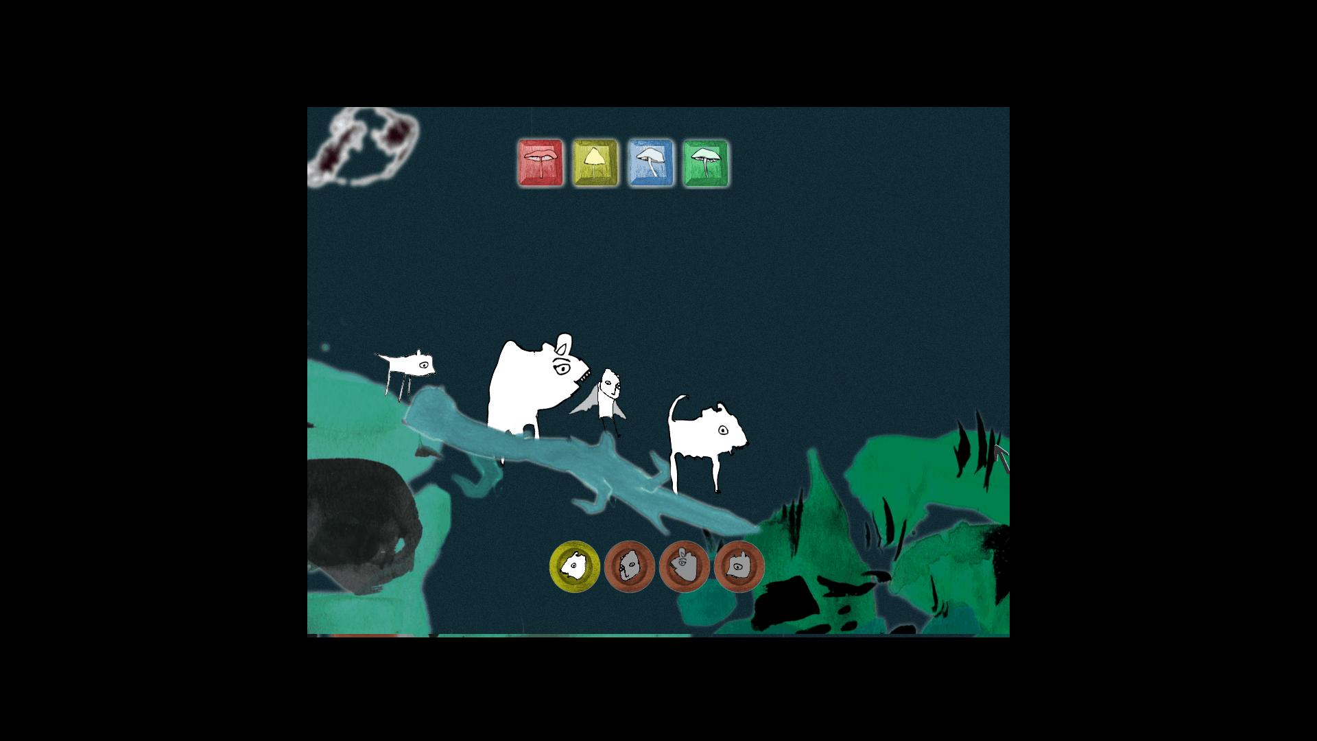 Song Animals game screenshot