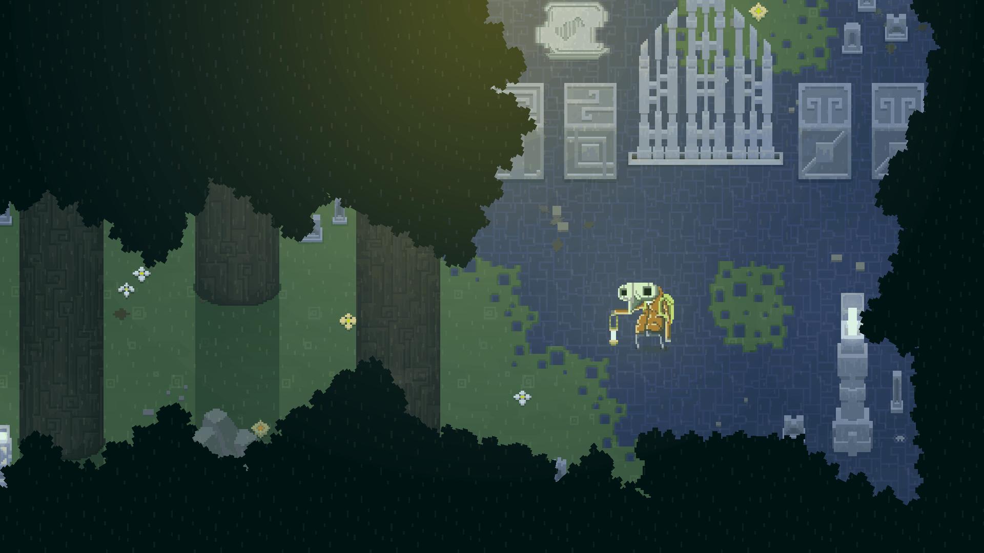 Moonrise Fall game screenshot