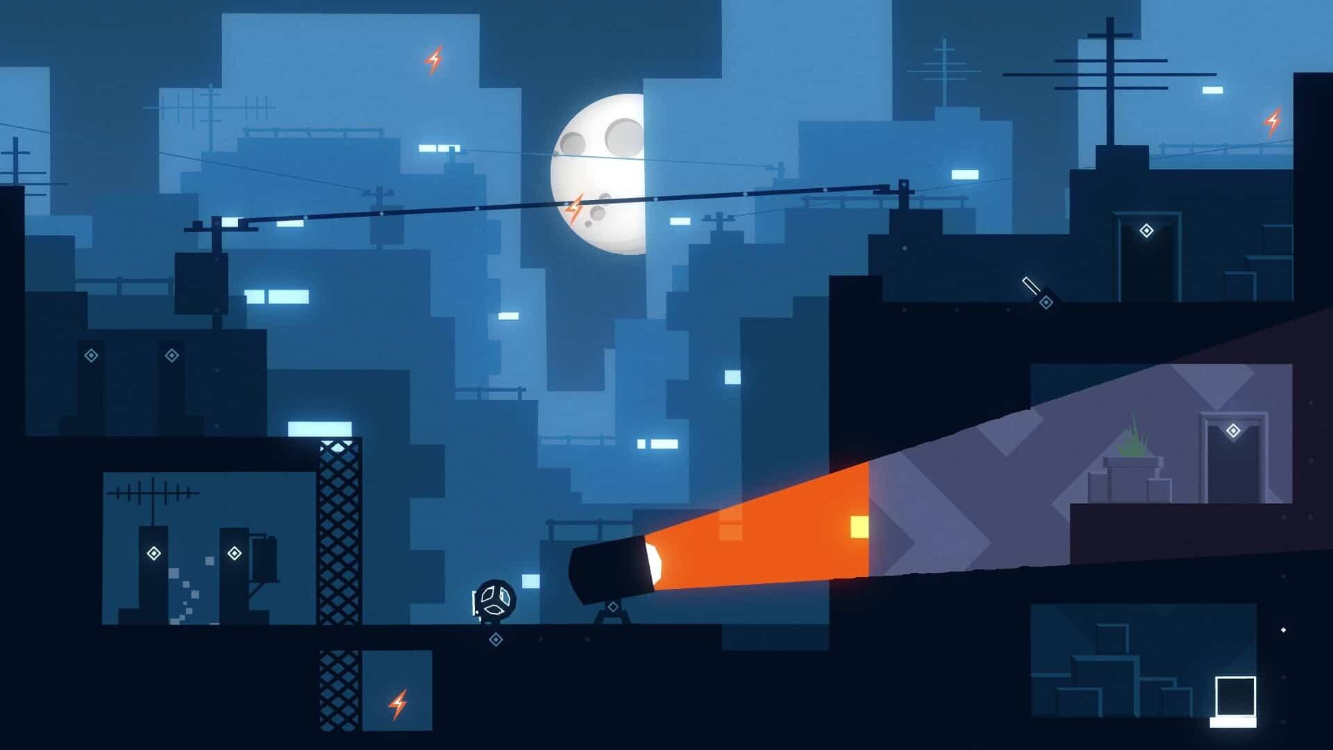 NIght Lights game screenshot