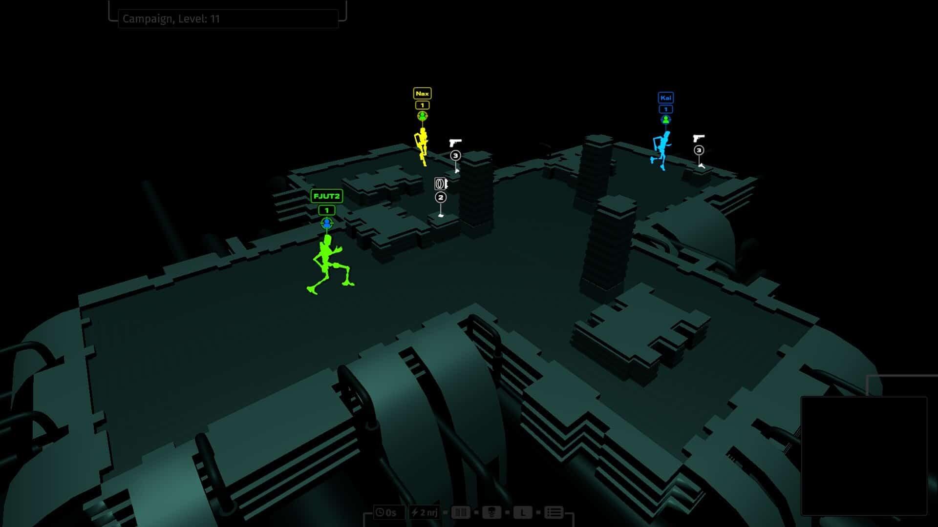 Partial Control game screenshot 1
