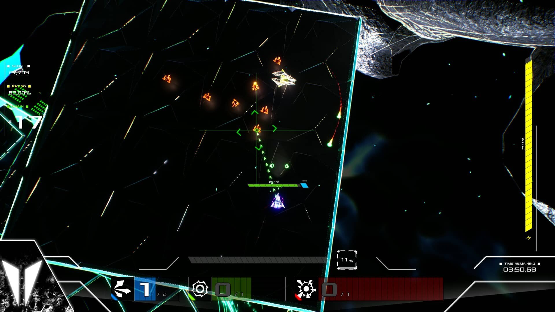 Zero Strain game screenshot