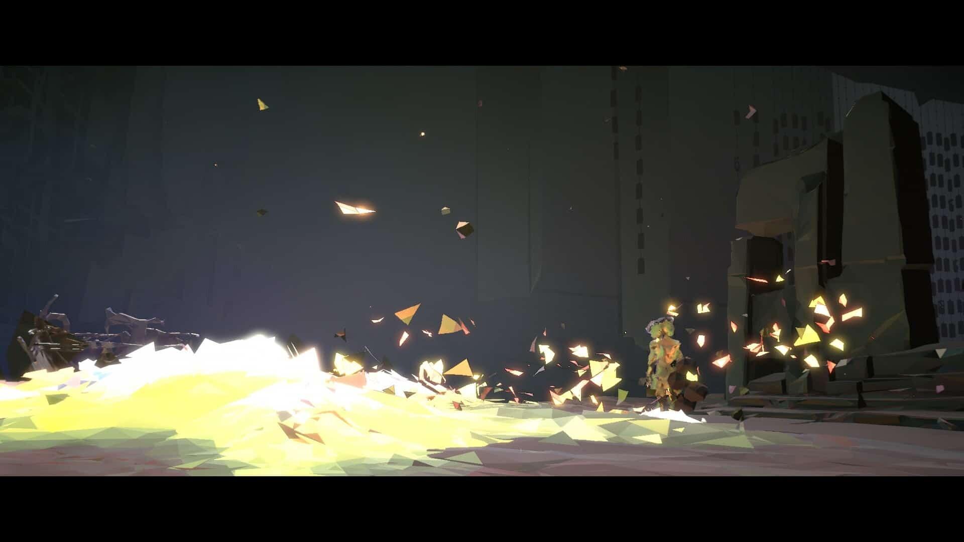 Vane game screenshot, gold dust