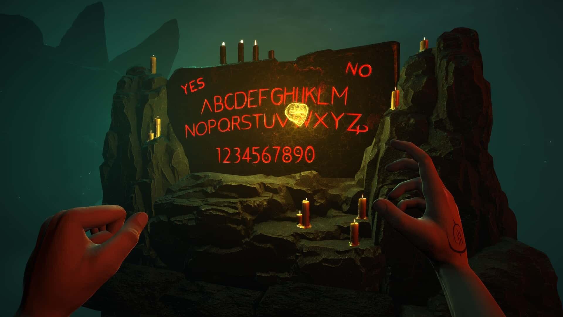 Exorcise Ouija
