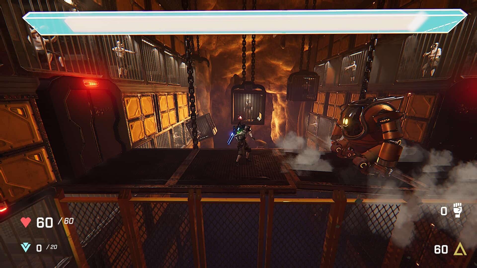 Fallback game screenshot, boss fight